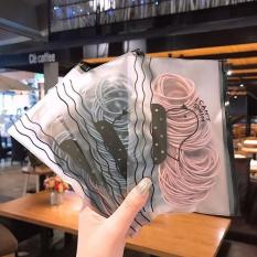 Túi thun (chun) cột tóc nhiều màu Phụ Kiện 68 chất dai bền, co dãn, size trung dễ sử dụng, số lượng thun trong túi 95 -110 sợi (kèm túi xinh)