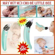 Đồ hút mũi, Máy hút mũi, Máy Hút Mũi Cho Bé Little Bee cao cấp, Máy hút mũi trẻ em, được làm từ chất liệu an toàn cho trẻ em,hiệu quả tức thì, BH 1 đổi 1, SALE 50%