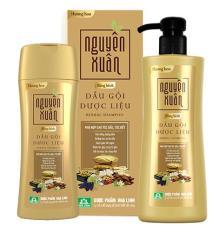 Dầu gội dược liệu dành cho da dầu – Nguyên Xuân Bồng bềnh Hương hoa – NX3