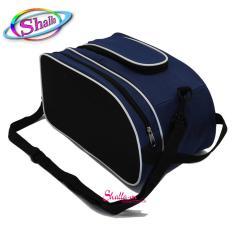 Túi đựng giày 2 đôi trơn LKT02 Shalla