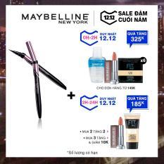 Bút kẻ mắt sát chân mi Maybelline New York Hyper Tight Liner 0.55g (Đen)