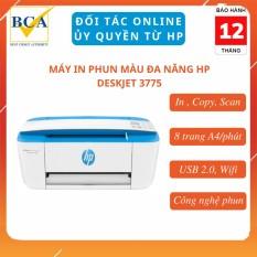 Máy in phun đa năng HP DeskJet Ink Advantage 3775 All-in-One Printer (In, Copy, Scan, Wifi) _ J9V87B