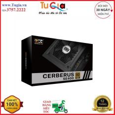 Nguồn XIGMATEK CERBERUS SE400 EN41886 – 80Plus BRONZE Hàng Chính Hãng
