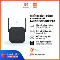 [SIÊU SALE 12-14.12] Thiết bị kích sóng Xiaomi Wi-Fi Range Extender Pro l Wi-Fi băng tần 2.4GHz l Tốc độ truyền tối đa 300Mbps l HÀNG CHÍNH HÃNG