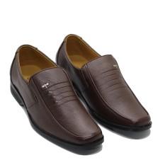 Giày tây cho người trung niên đế cao su được khâu chắc chắn (hàng hộp) OG2