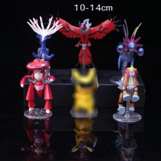 Combo 6 Mô Hình Pokemon Tuyệt Đẹp – Set 2