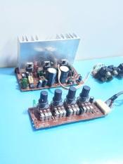 Mạch khếch đại 3 kênh + âm sắc (tháo máy). AL.04