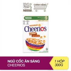 Ngũ cốc ăn sáng Nestlé Cheerios (Hộp 300g)