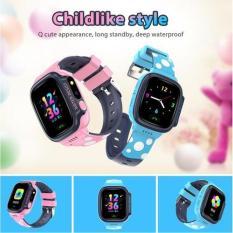 Đồng hồ định vị trẻ em thông minh Y92, chống nước có camera, wifi