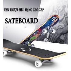 [ XẢ KHO ] Ván Trượt Skateboard Chuyên Nghiệp, Ván Trượt Cỡ Lớn Đạt Chuẩn Thi Đấu Bánh Cao Su, Mặt Nhám Chống Trơn Trượt, Ván Trượt Siêu Đẳng, Ván Trượt Hình Siêu Anh Hùng, Ván Gỗ Dày Khung Hợp Kim Chắc Chắn, Bh 12 Tháng .LỖI 1 ĐỔI 1