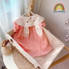 Váy hồng hình thỏ đáng iu cho bé ( 10-22kg)