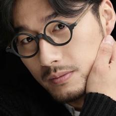 Gọng kính gỗ Posesion Toko phong cách Vintage mắt kính tròn handmade thiết kế tại Nhật Bản