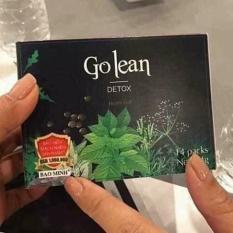 [9 hãng] Trà Thảo Dược Giảm Cân Golen Detox mẫu mới [Bao text khi nhận hàng]