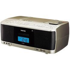 Đài Radio Cassette, CD, SD, USB Toshiba TY-CDX9 (N) – Hàng sản xuất cho thị trường nội địa Nhật chạy điện 100V