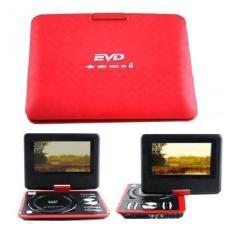Đầu DVD Portable EVD 788 7.8inch (Đỏ)