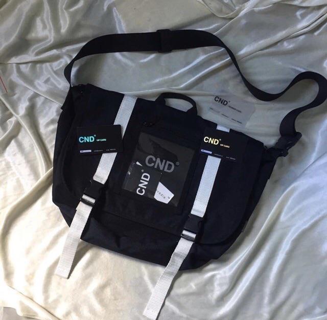 [HCM][CÓ ẢNH ĐÁNH GIÁ] Túi tote bag Colkids Club màu đen thời trang unisex nam nữ chất vải bố chống...