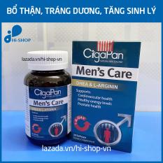 Viên uống Nhung hươu CigaPan Men Care tăng cường sinh lý nam bổ thận tráng dương – Hộp 30 viên