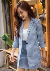 Set vest công sở 3 món phong cách Hàn Quốc