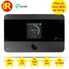 Cục phát WIFI di động tốc độ 4G TP-Link M7350 màu Đen