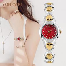 Đồng hồ nữ lắc tay đính đá YOHEMEI CH389 – 4A