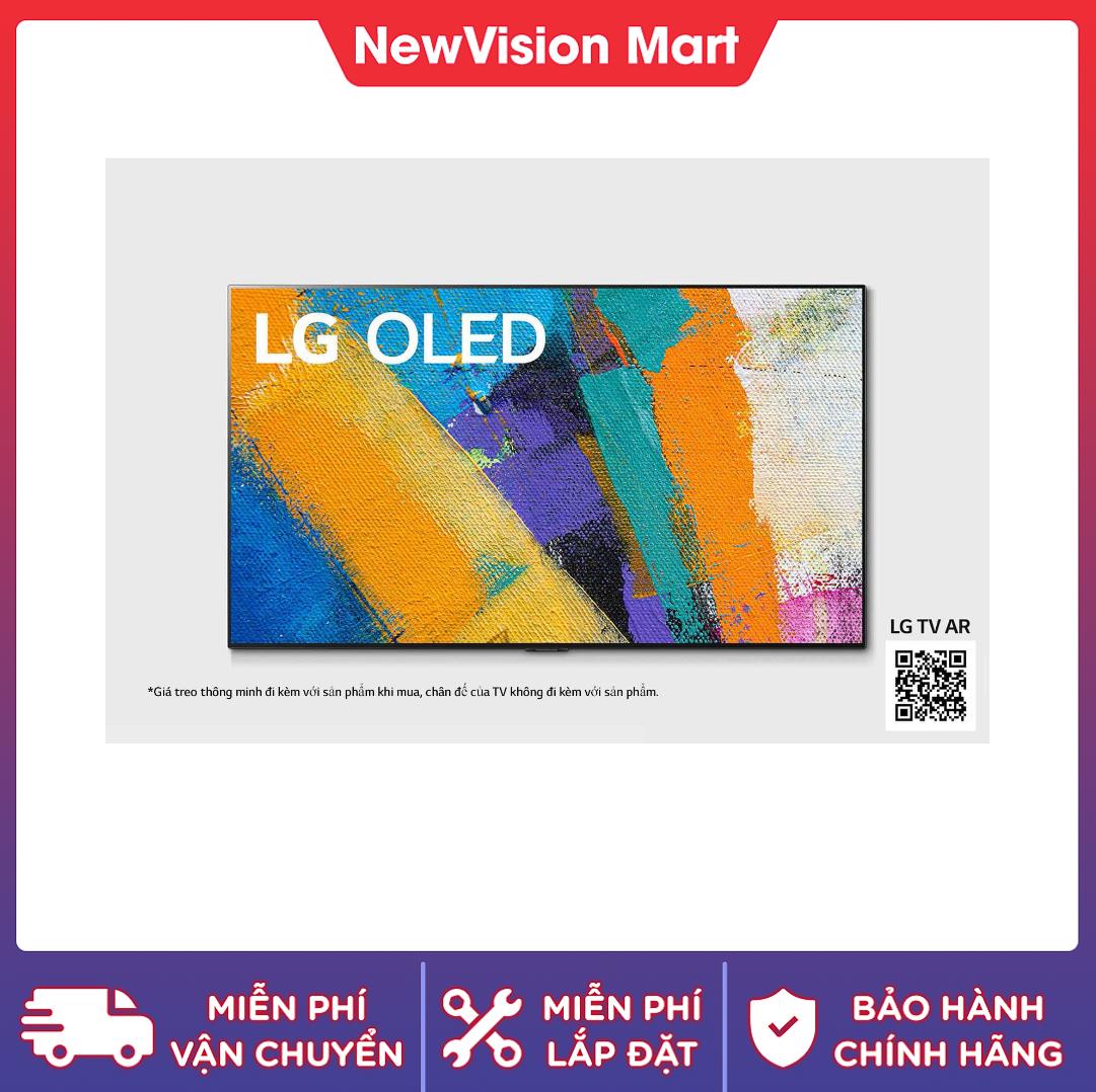 [Trả góp 0%]Smart Tivi OLED LG 4K 65 inch OLED65GXPTA