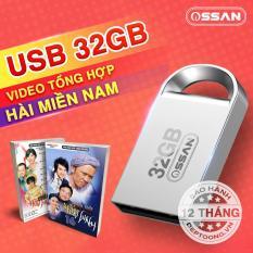 USB 32GB tổng hợp video hài miền nam Hoài Linh , Trấn Thành , Trường Giang , Chí Tài , Việt Hương , ….tặng kèm Đầu kết nối OTG
