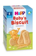 Bánh quy ăn dặm HiPP 150g Organic