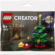 LEGO Creator Holiday Tree Building Kit 30576