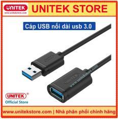 [UNITEK STORE] CÁP NỐI DÀI USB 3.0 – DÀI 1.5m – UNITEK 458GBK