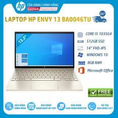 Laptop HP ENVY 13-ba0046TU (Core i5-1035G4,8GB RAM,512GB SSD,13.3″FHD, Win 10 Home 64,Office,Gold,1Y WTY-171M7PA – Hàng chính hãng