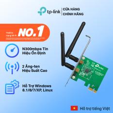 Card Mạng Wifi TL-WN881ND PCI Express Chuẩn N 300Mbps – Hãng phân phối chính thức