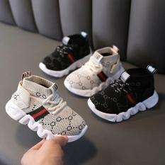 Giày Thể Thao len Cổ Cao Cho Bé Trai Bé Gái Phong Cách Hàn Quốc – Shop Miho Shoes