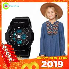 Đồng hồ Nữ Thể Thao Skmei SK1061 Điện Tử Size Nhỏ S – Mã: DHA455
