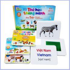 FlashCard – Thẻ học về Thế giới xung quanh (12 chủ đề – Kích thước 12*16cm) Tặng quà cho bé bộ số và chữ trong tháng này