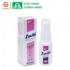 Xịt khử mùi nách không cồn – Alcohol Free Zuchi 20ml – XZ2-01, giúp khử mùi tức thì, kháng khuẩn, giảm tiết mồ hôi, với hương thơm nhẹ