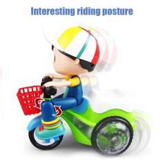 đồ chơi cho bé – đồ chơi xe đạp xoay cho bé 360 độ an toàn