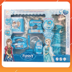 Đồ Chơi Noel – Búp Bê Xanh Đồ Chơi – Đồ Chơi Trẻ Em Toy Mart