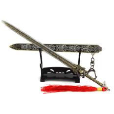 Mô hình Kiếm Lý Cảnh Lung Thiên bảo phục yêu lục (tặng kèm bộ giá đỡ)