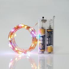 Dây Đèn Led Đom Đóm Trang Trí Chipsbling Fairy Light Dài 2M – Tặng Pin