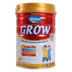 Sữa Bột Vinamilk Dielac Grow 1+ 900g (1 – 2 tuổi) – HSD Luôn Mới