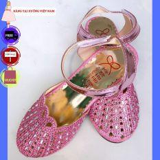 Giày trẻ em TITIKIDS thoáng khí giúp bé gái mang thoải mái hơn – Giày cho bé gái – Giày cho bé