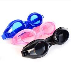 Kính bơi trẻ em trong suốt giúp bảo vệ mắt cho bé dưới nước