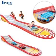 Đường trượt nước bằng phao cho bé INTEX 57167, đường trượt nước, phao bơi cho bé