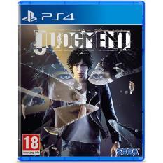Đĩa Game PS4 Judgment