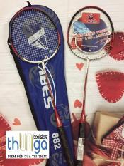 Bộ vợt cầu lông Vibes 882