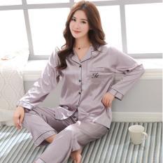 Đồ bộ mặc nhà chất liệu Nữ mềm mại thoải máy sang chảnh-206