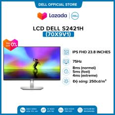[VOUCHER 200K] Màn hình máy tính Dell IPS FHD (1920×1080) 75Hz 8ms 23.8 inches l S2421H (70X9V1) l HÀNG CHÍNH HÃNG