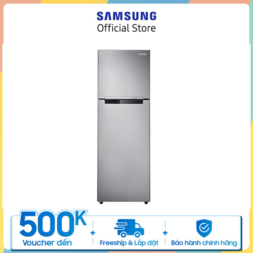 Tủ lạnh Samsung hai cửa Digital Inverter 243L (RT22FARBDSA)