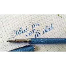 Bút máy viết chữ đẹp, ngòi lá tre