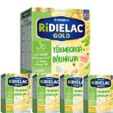 BỘT ĂN DẶM RIDIELAC GOLD YẾN MẠCH GÀ ĐẬU HÀ LAN – HG 200G